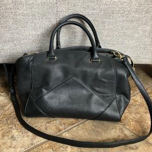 Olivia + Joy black purse